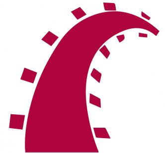 Rails Logo devicon